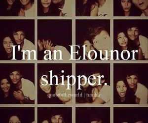 true love, louis tomlinson, and eleanor cadler image