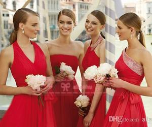 strapless dresses, cheap bridesmaid dresses, and 2014 bridesmaid dresses image