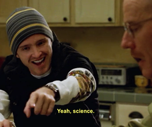 science, walter white, and breaking bad image