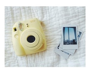 yellow, camera, and fujifilm image