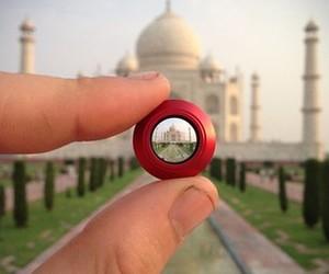 taj mahal, india, and photography image