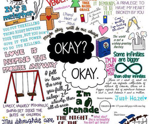 the fault in our stars, okay, and hazel image