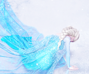 elsa, frozen, and cute image