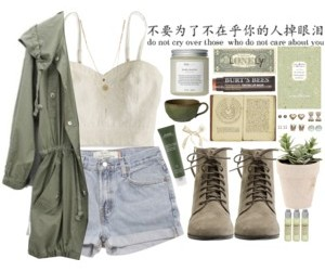 boots, girl, and Polyvore image