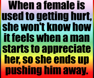 hurt and quote image
