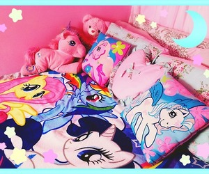 my little pony and room image