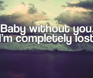 lost, quotes, and baby image