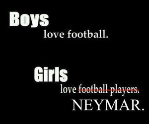 neymar, football, and boy image