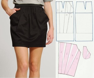 diy and skirt image
