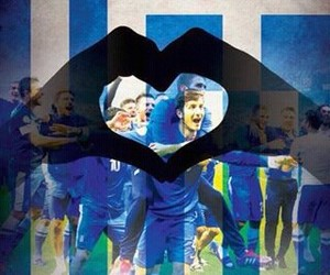 Greece, love, and proud image