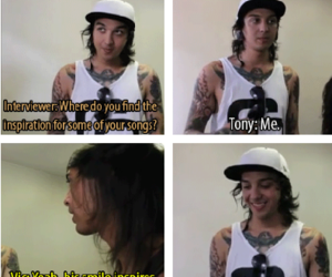 tony perry and vic fuentes image