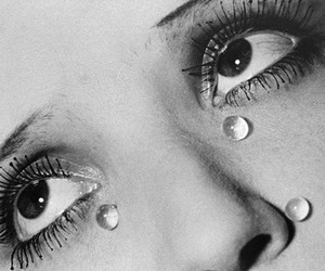 black and white, photograph, and Man Ray image