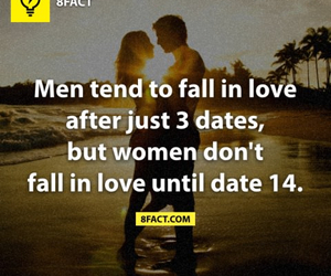 date, men, and women image