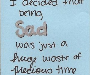 quote, sad, and life image
