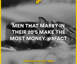 20s, marry, and money image