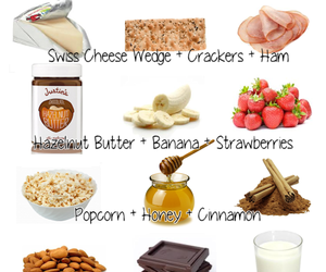 healthy, food, and snack image
