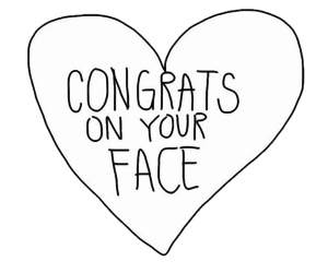 heart, congrats, and quotes image
