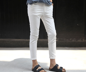birkenstock, casual, and inspiration image