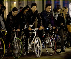 jared leto, 30 seconds to mars, and bikes image