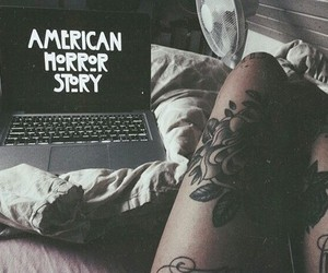 tattoo, american horror story, and ahs image