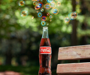 bubbles, soda, and summer image