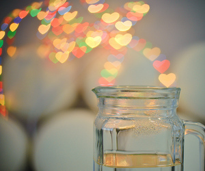 beautiful, drink, and heart image