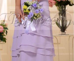 bridesmaid, dress, and pretty image
