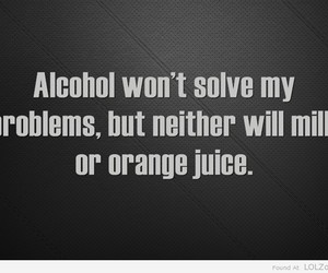 alcohol and problems image
