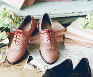vintage, fashion, and shoes image