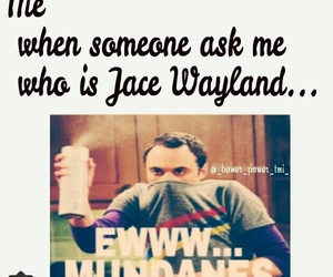 jace and shadowhunters image