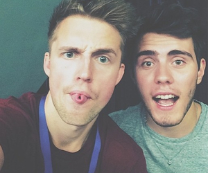 marcus butler and malfie image