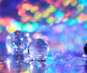 Dream, bubbles, and water image
