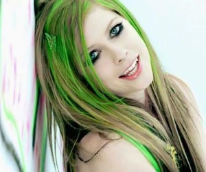 *-*, abbey, and Avril Lavigne image