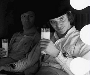a clockwork orange, alex, and Malcolm McDowell image