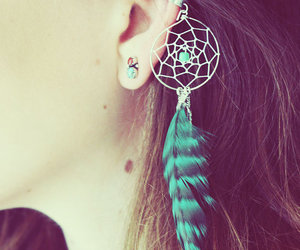 accessories and dream catcher image
