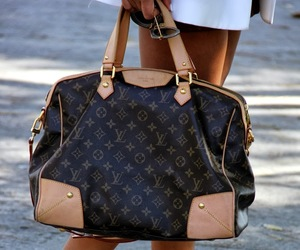 fashion, Louis Vuitton, and girl image