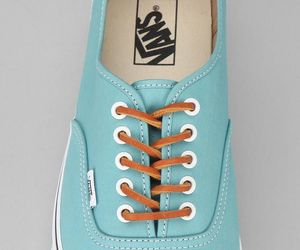 blue, vans, and shoes image