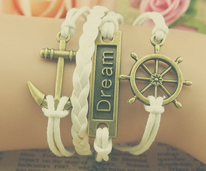 Dream, accessories, and anchor image