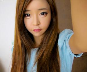 ulzzang, korean, and song ah ri image