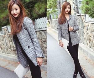 korean fashion, ulzzang, and song ah ri image
