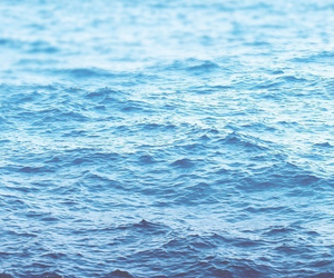 blue, sea, and water image