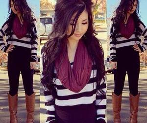 cute, fashion, and style image