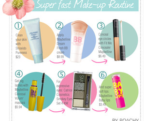 Easy, Maybelline, and fast image
