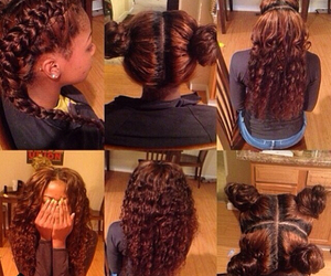 vixen and sew-in image