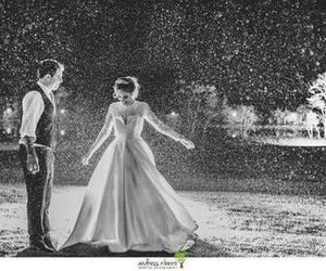 princess, love, and rain image