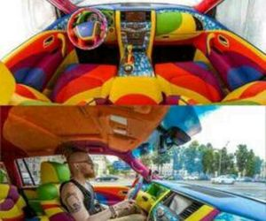 awesome, car, and the beatles image