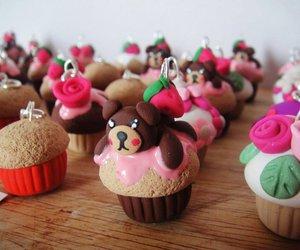 cupcake, food, and kawaii image
