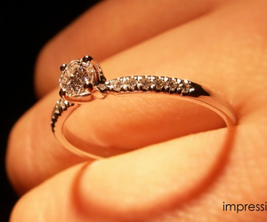 ring, women, and romantic image
