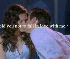 love, A Walk to Remember, and kiss image