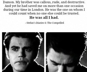 stefan, tvd, and crying image